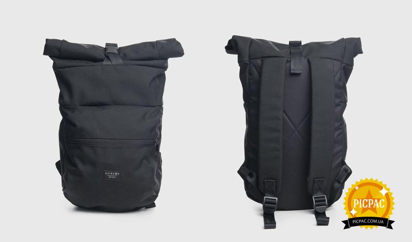 b7800b0d8bf4 Простота и лаконичность — лозунг украинского бренда, который в этом году  возобновил работу после 2 лет перерыва. Крепкий рюкзак из лучших  влагостойких ...
