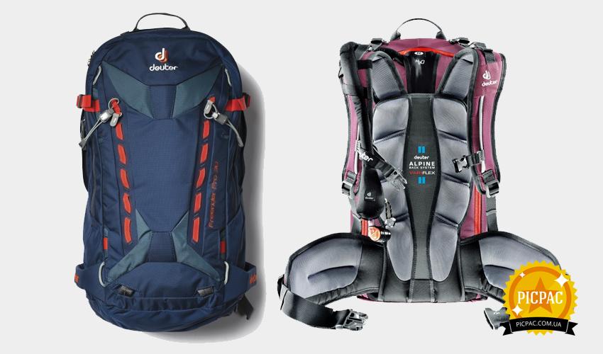 5bd17b79b29a Обращали внимание, с какими рюкзаками несут дежурство спасатели на  горнолыжных курортах? Deuter очень надежный и выносливый рюкзак для таких  специфических ...