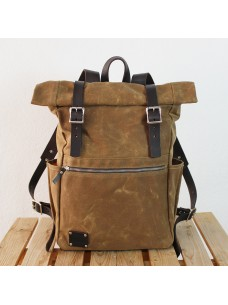 Phestyn Backpack №3 Brown