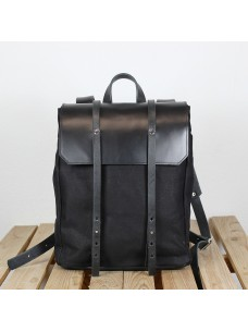 Phestyn Backpack №5 Black