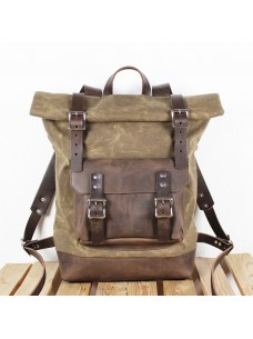 Phestyn Backpack №7 Khaki