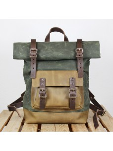 Phestyn Backpack №7 Olive