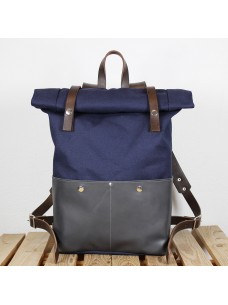 Phestyn Backpack №6 Navy