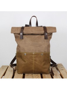 Phestyn Backpack №6 Brown