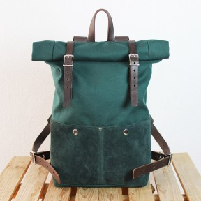 phestyn backpack №6 green