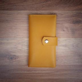 futlers long wallet yellow