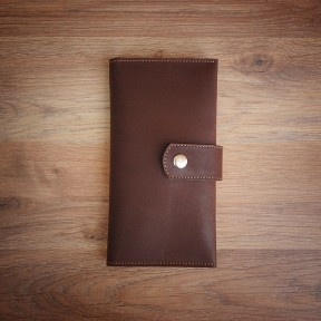 futlers long wallet brown