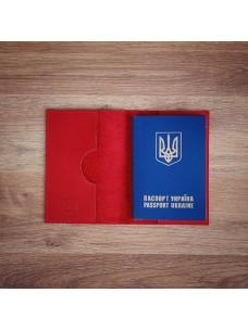 Futlers Passport Cover Red