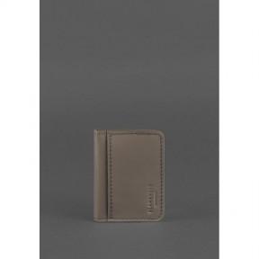 blanknote кожаная обложка для водительских прав 4.0 темно-бежевая