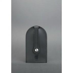 blanknote кожаная ключница 2.0 черная