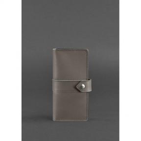 blanknote кожаное женское портмоне 3.1 темно-бежевое краст