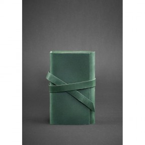 blanknote кожаный блокнот (софт-бук) 1.0 зеленый