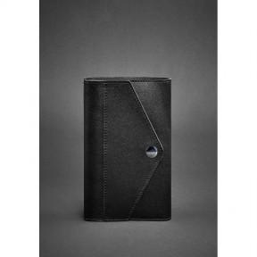 blanknote кожаный блокнот (софт-бук) 2.0 черный