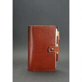 blanknote кожаный блокнот (софт-бук) 4.0 светло-коричневый