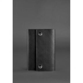 blanknote кожаный блокнот (софт-бук) 5.0 черный