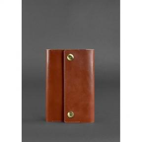 blanknote кожаный блокнот (софт-бук) 5.0 светло-коричневый