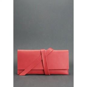 blanknote кожаный женский тревел-кейс voyager 1.0 коралл