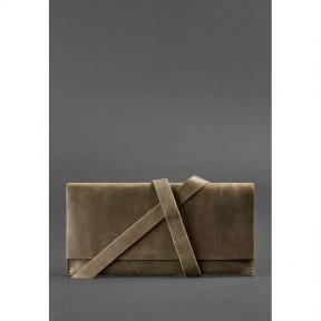 blanknote кожаный тревел-кейс voyager 1.0 темно-коричневый