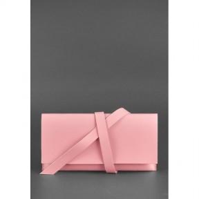 blanknote кожаный женский тревел-кейс voyager 1.0 розовый