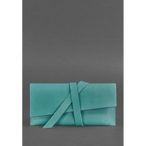 blanknote кожаный женский тревел-кейс 1.2 тиффани