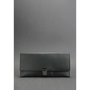 blanknote кожаный тревел-кейс journey 2.0 черный