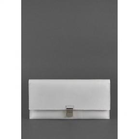 blanknote кожаный женский тревел-кейс journey 2.0 серый