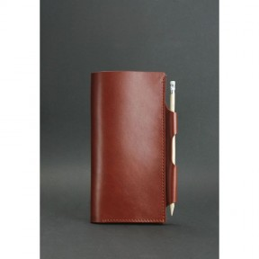 blanknote кожаный тревел-кейс 3.0 светло-коричневый