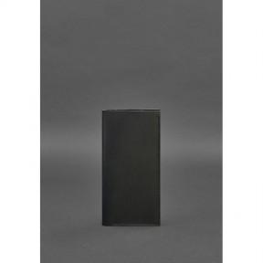 blanknote кожаный тревел-кейс 3.1 черный crazy horse