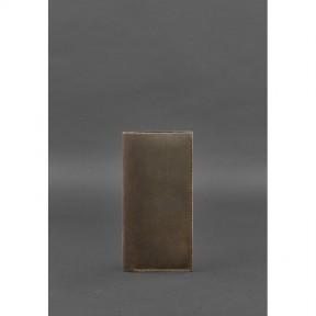 blanknote кожаный тревел-кейс 3.1 темно-коричневый