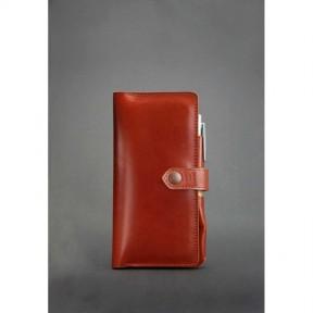blanknote кожаный тревел-кейс 4.0 светло-коричневый