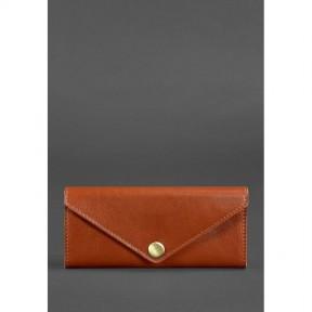 blanknote женский кожаный кошелек керри 1.0 светло-коричневый