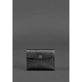 blanknote кошелек 2.0 оникс - черный