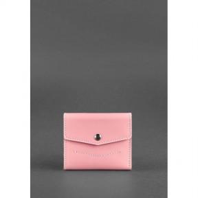 blanknote женский кожаный кошелек 2.1 розовый