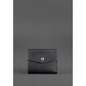 blanknote кожаный кошелек 2.1 черный