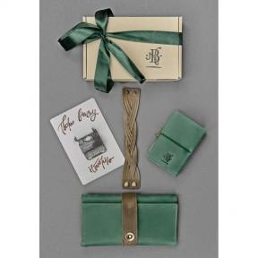 blanknote женский подарочный набор кожаных аксессуаров рио-де-жанейро