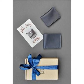 blanknote мужской подарочный набор кожаных аксессуаров гамбург