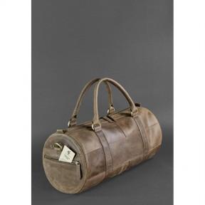 blanknote мужская кожаная сумка harper темно-коричневая