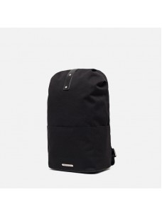 Brooks England Dalston Knapsack Utility Small Black