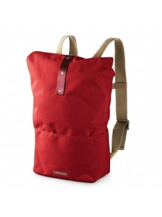 Brooks England Hackney Backpack Utility Red