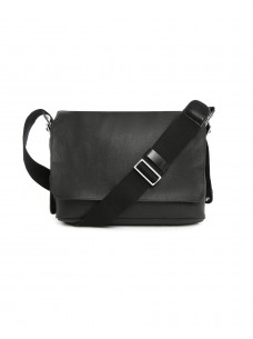 Brooks England Paddington Shoulder Bag Asphalt Black