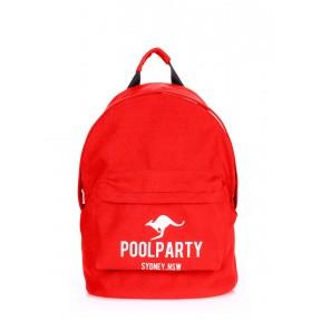 poolparty kangaroo red