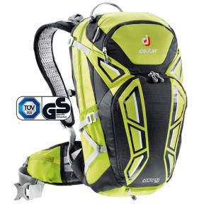 deuter attack enduro 16 2707 apple-black