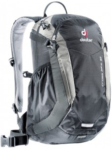 Deuter Cross Bike 18 7400 black-silver