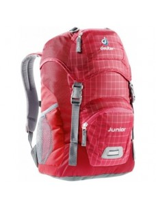 Deuter Junior 5003 Raspberry Check