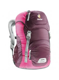 Deuter Junior 5509 aubergine-magenta