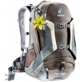 deuter trans alpine 26 sl 6460 coffee-granite