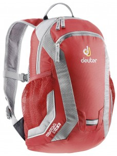 Deuter Ultra Bike 5470 fire-silver