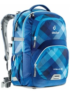Deuter Ypsilon 3038 blue crosscheck