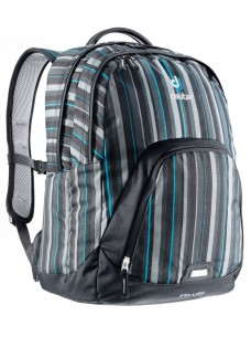 Deuter Fellow 4703 ash black-stripes