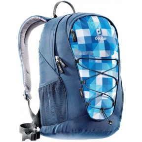 deuter gogo 3016 blue-arrowcheck